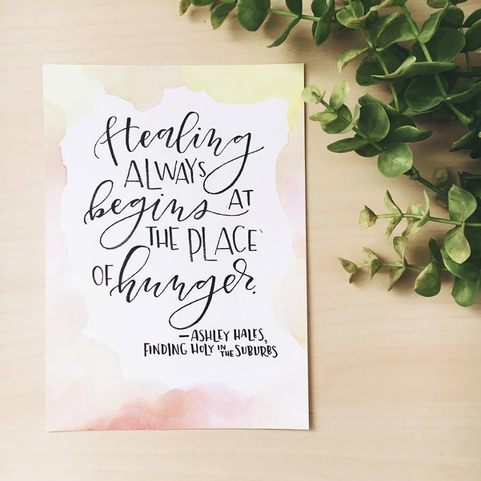 Thanks to  Grace P. Cho  for this shot and  Amanda Johnson  for the gorgeous lettering.