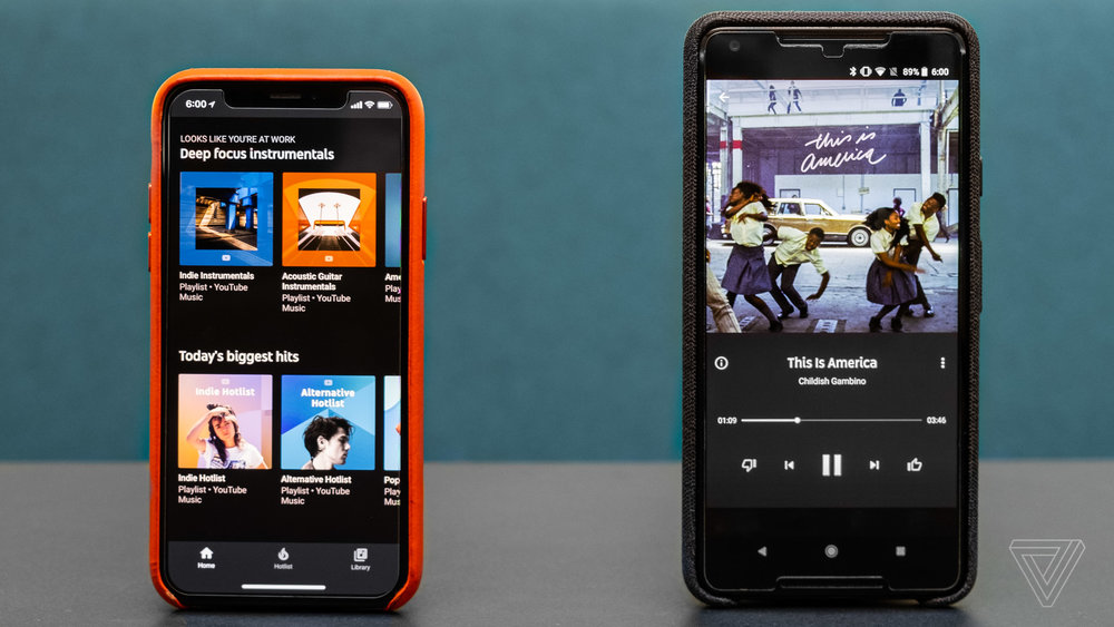 YouTube Music finally gets it right  – May, 2018