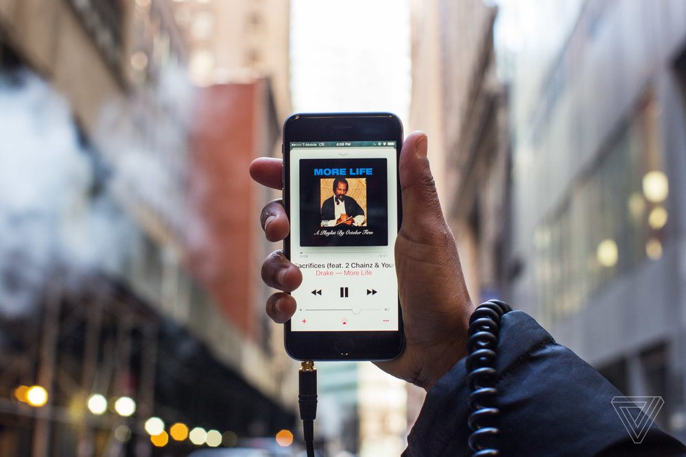 Exclusive: How Drake and Apple Music broke streaming records with More Life  — March, 2017