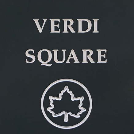 Friends of Verdi Square
