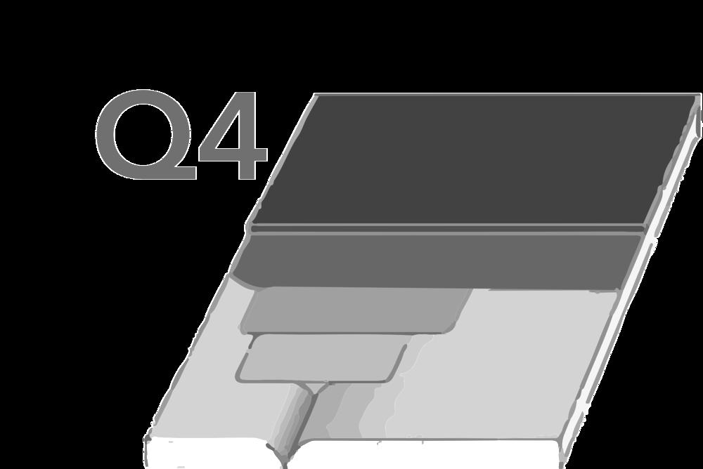 OBERFLÄCHENGÜTE QUALITÄTSSTUFE Q4
