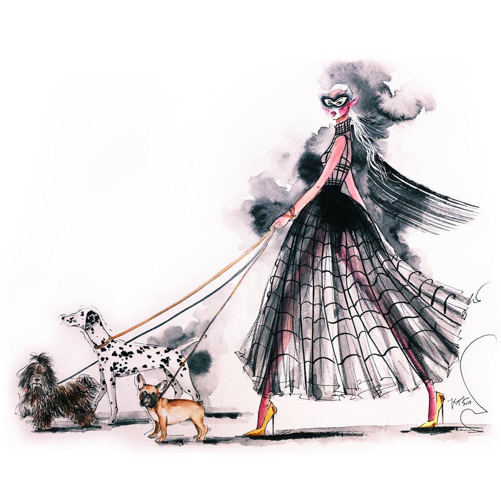 Dior - Haute Couture Spring/Summer 2018