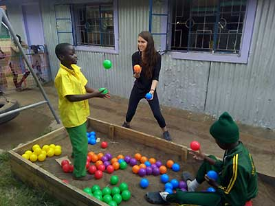Holly Jarrett - Child Special Needs