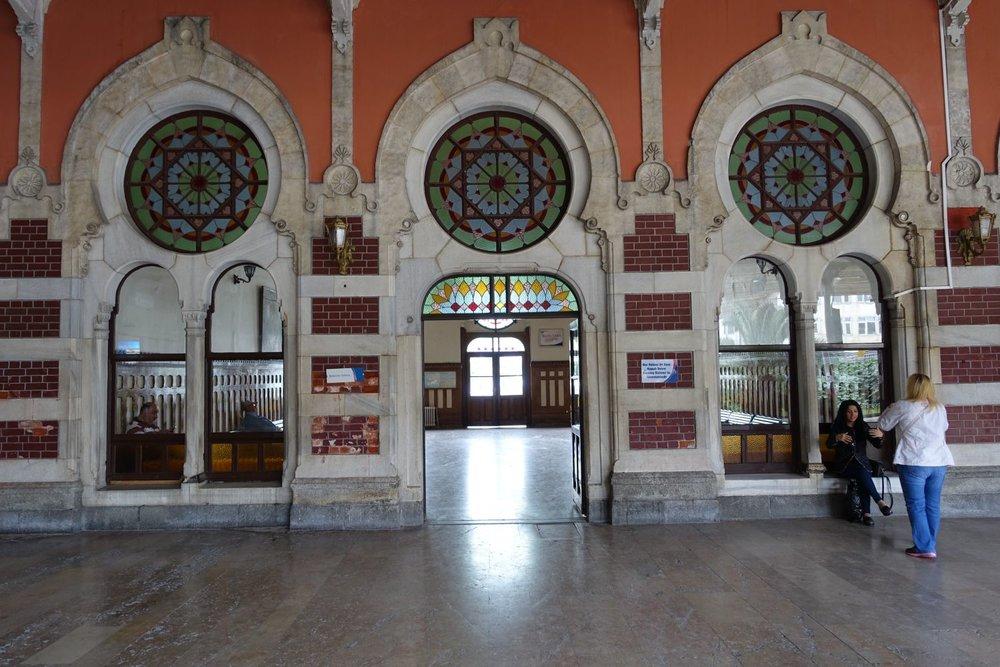 Istanbul | Orient Express station | ©sandrine cohen