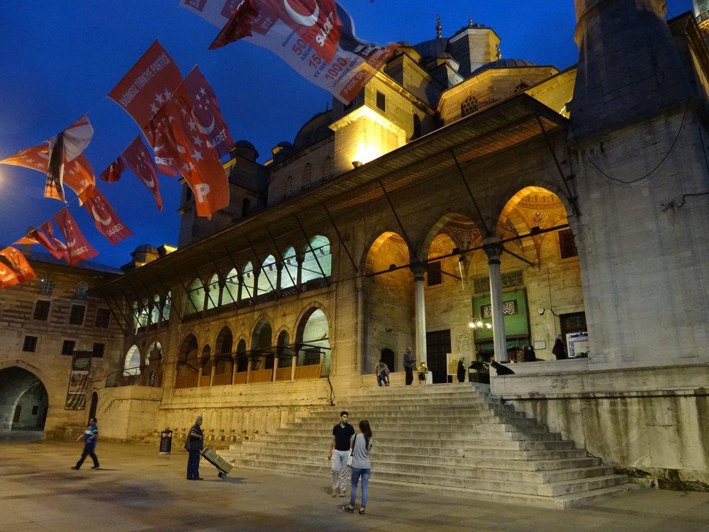 Istanbul | Turkey | Rustem Pacha Mosque | | ©sandrine cohen