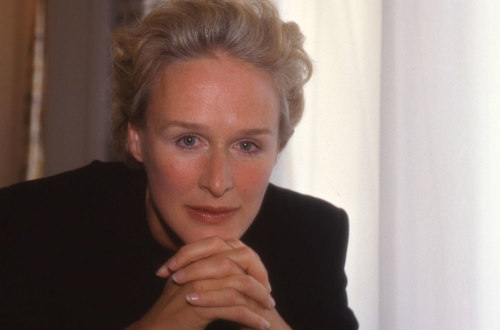Glenn Close | Hotel Raphael Paris 1991 | Photosandrine cohen