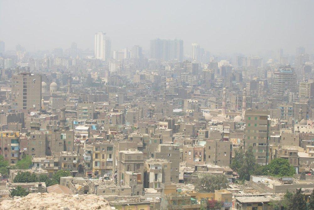 Cairo   Egypt   Cairo view from the Citadel   ©sandrine cohen