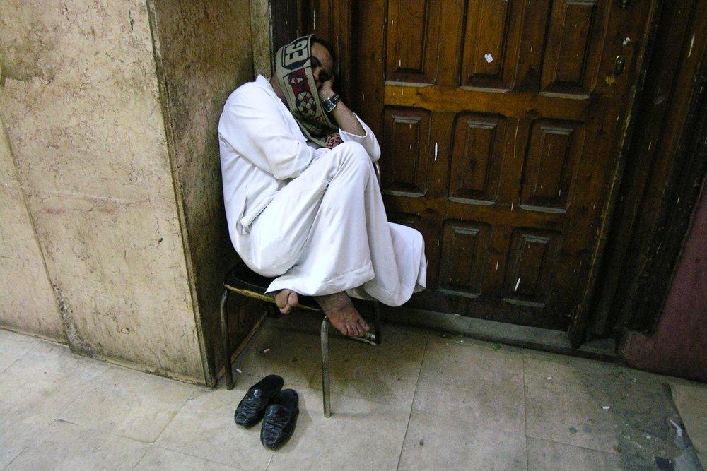 Cairo  Egypt  Egyptian sleeps  streetphotography  ©sandrine cohen