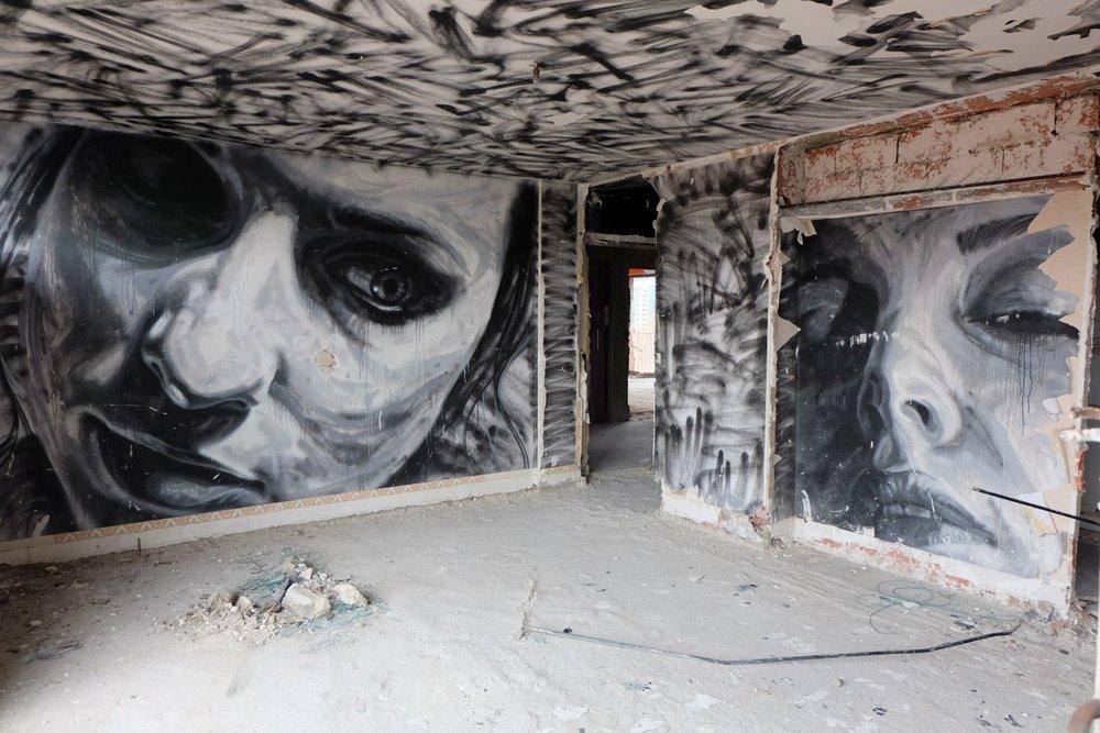 Paris 13e | La Tour 13 | Galerie Itinerrance | Mehdi Ben Cheikh