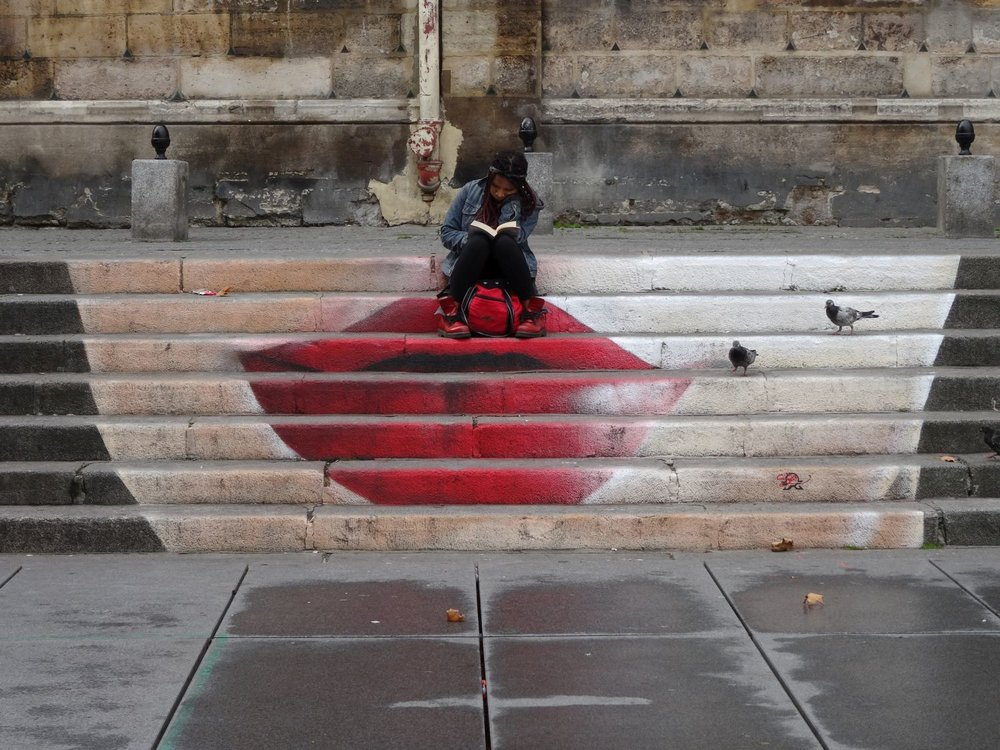 Paris street art |