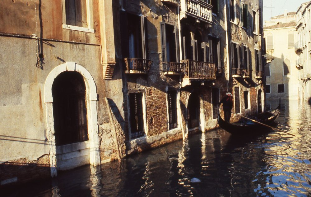 Venice | Houses in water |©sandrine cohen