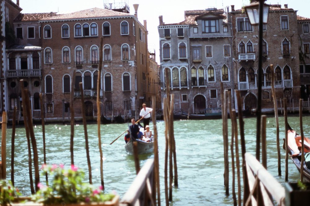 Venice | Boats station |©sandrine cohen