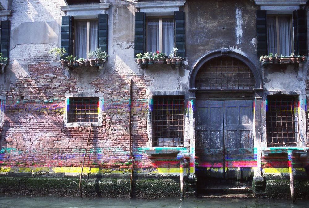 Venice | Water ruins houses in Venice  |©sandrine cohen