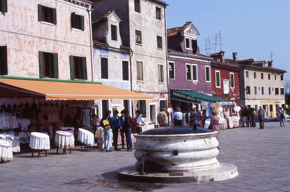 Venice | A place at Venice | photo sandrine cohen