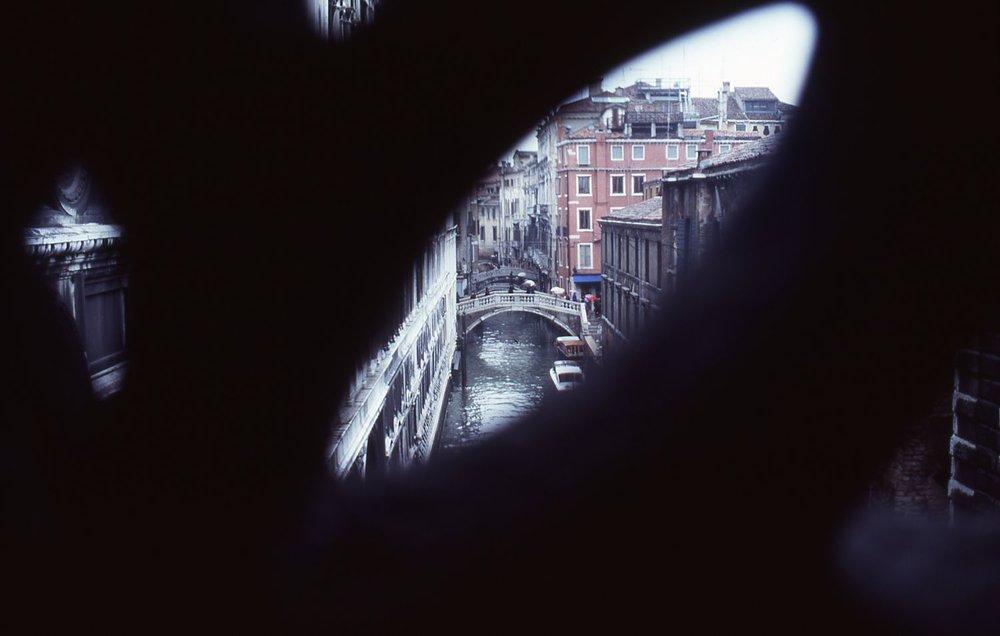 Venice | The bridge of Sighs| photo sandrine cohen