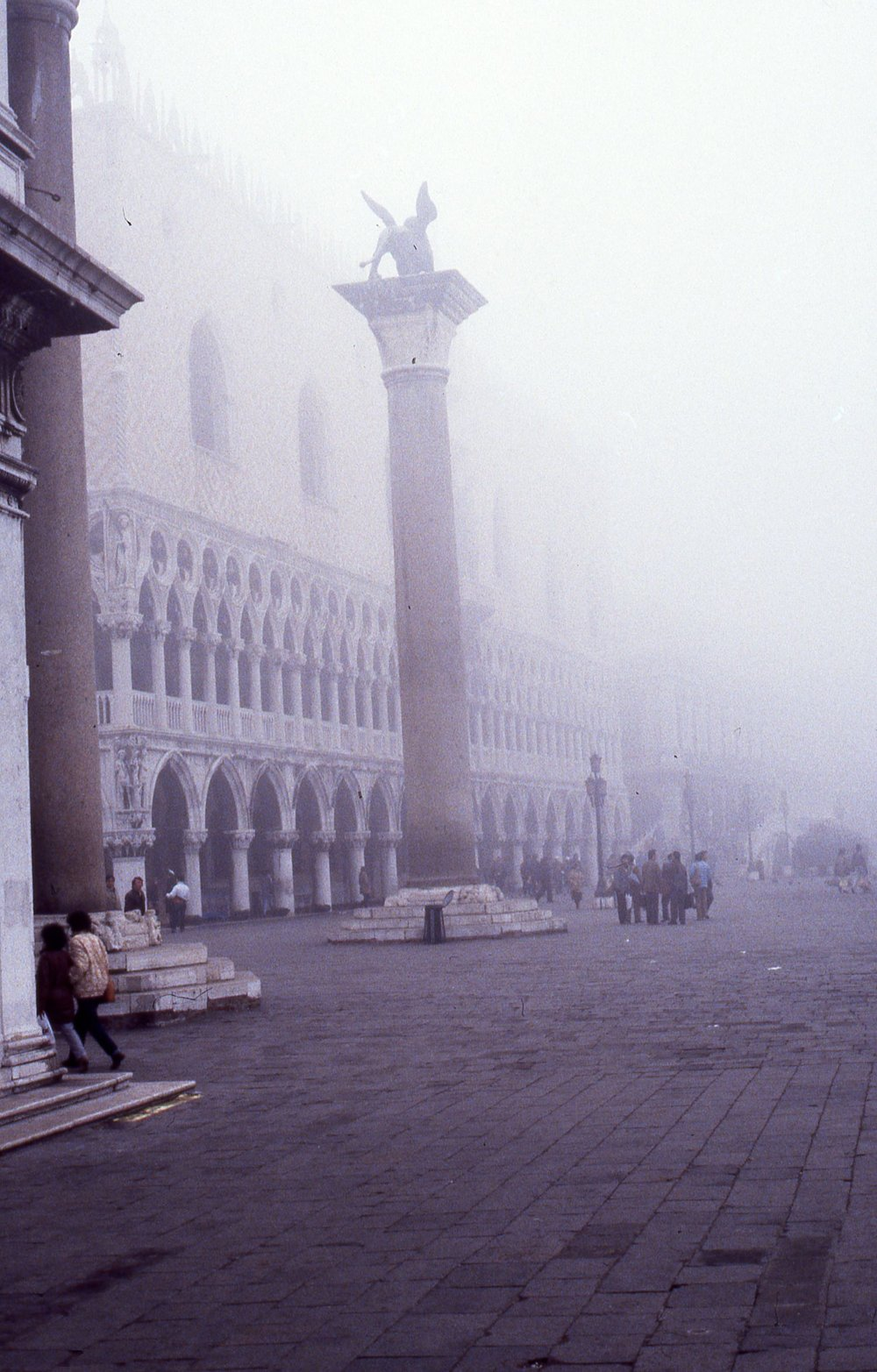 Venice | Venice in winter | Doge's Palace | photo sandrine cohen