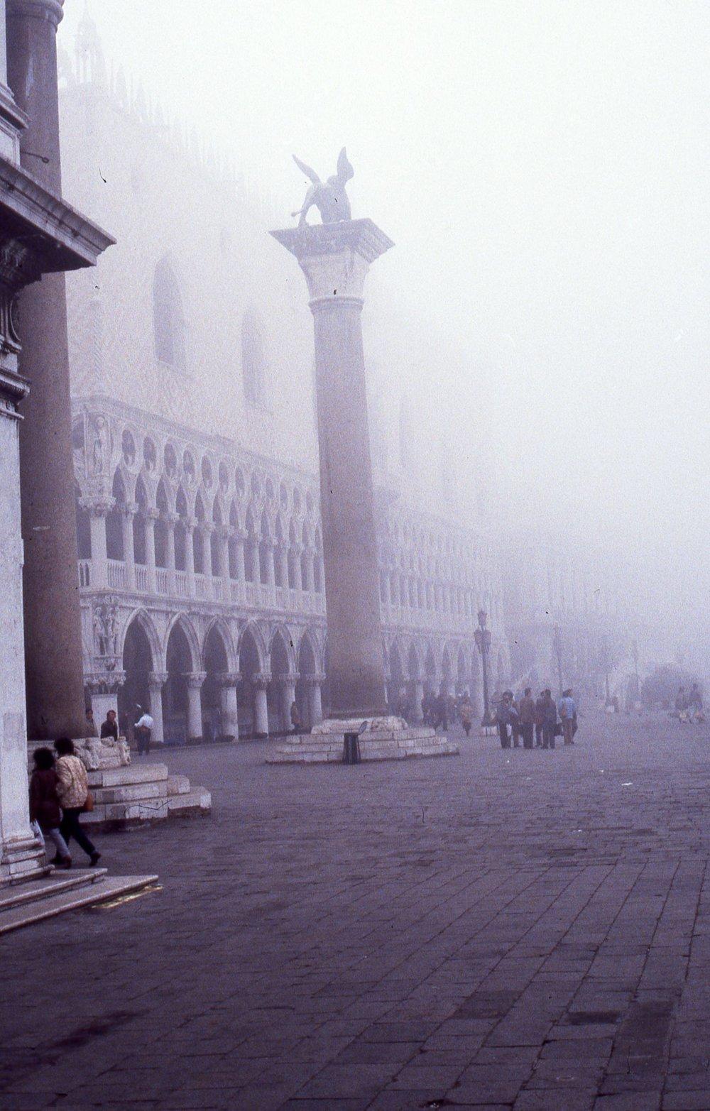 Venice | Venice in winter | Doge's Palace | photo sandrine cohen