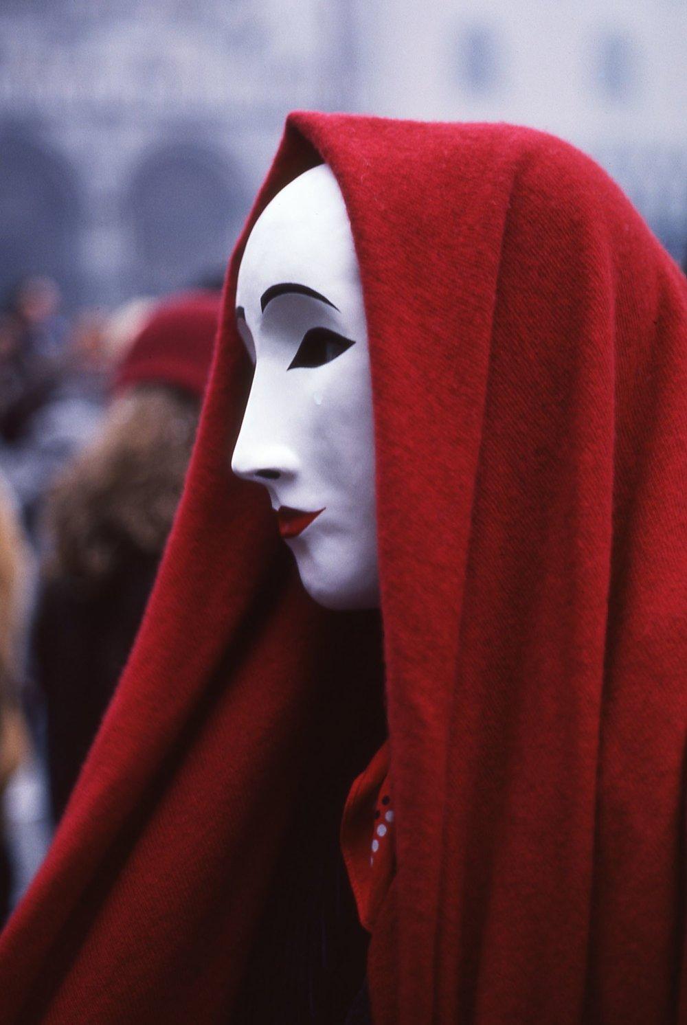 Venice |Carnaval | Winter |©sandrine cohen