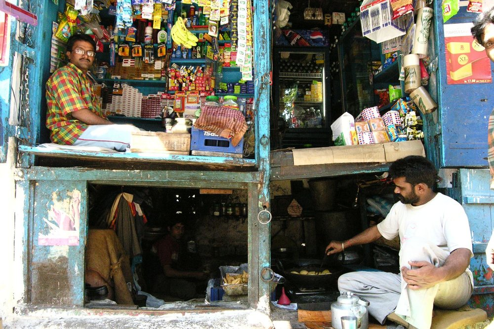 Kolkata - Calcutta | Indian shops | ©sandrine cohen