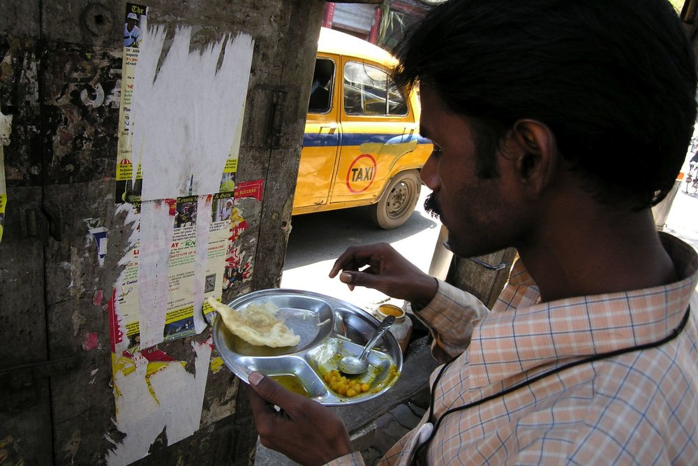 Kolkata - Calcutta | Indian street food | ©sandrine cohen