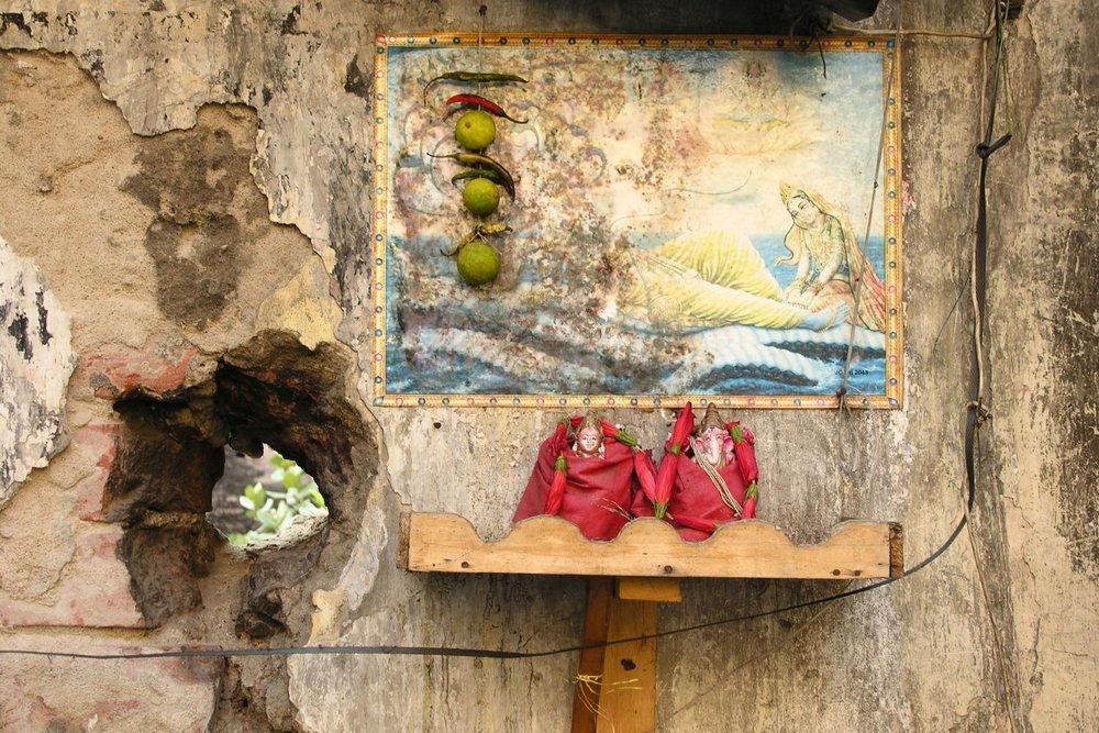 Kolkata - Calcutta   Indian symbols   ©sandrine cohen