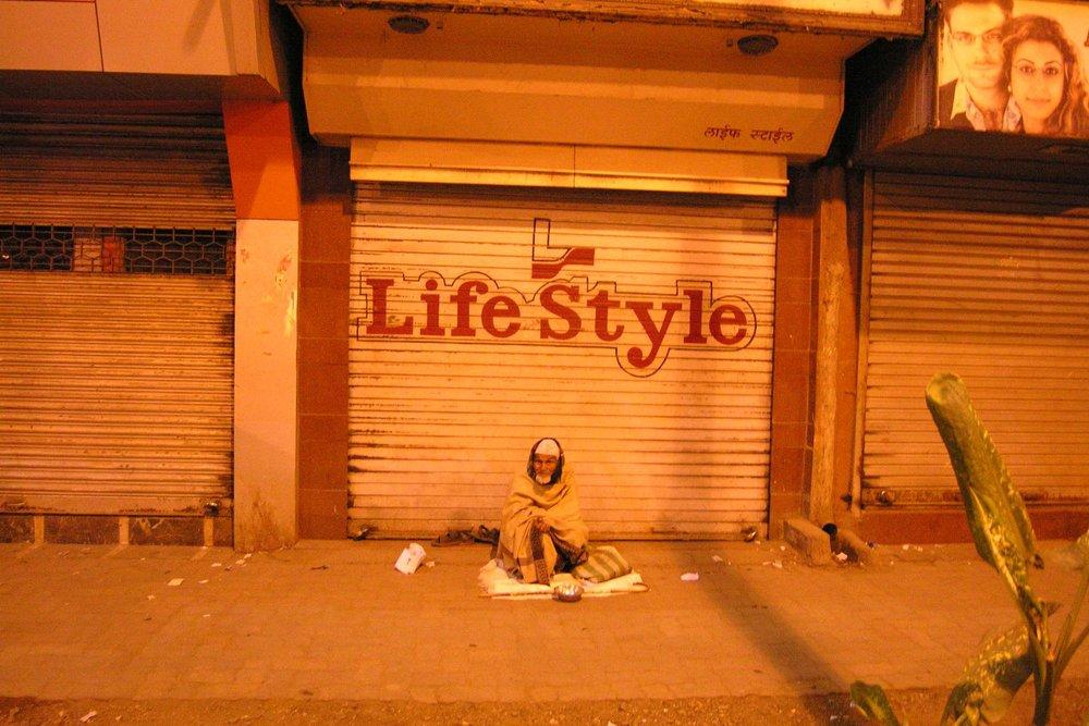 Mumbai - Bombay | Homeless in Mumbai | Life style | ©sandrine cohen