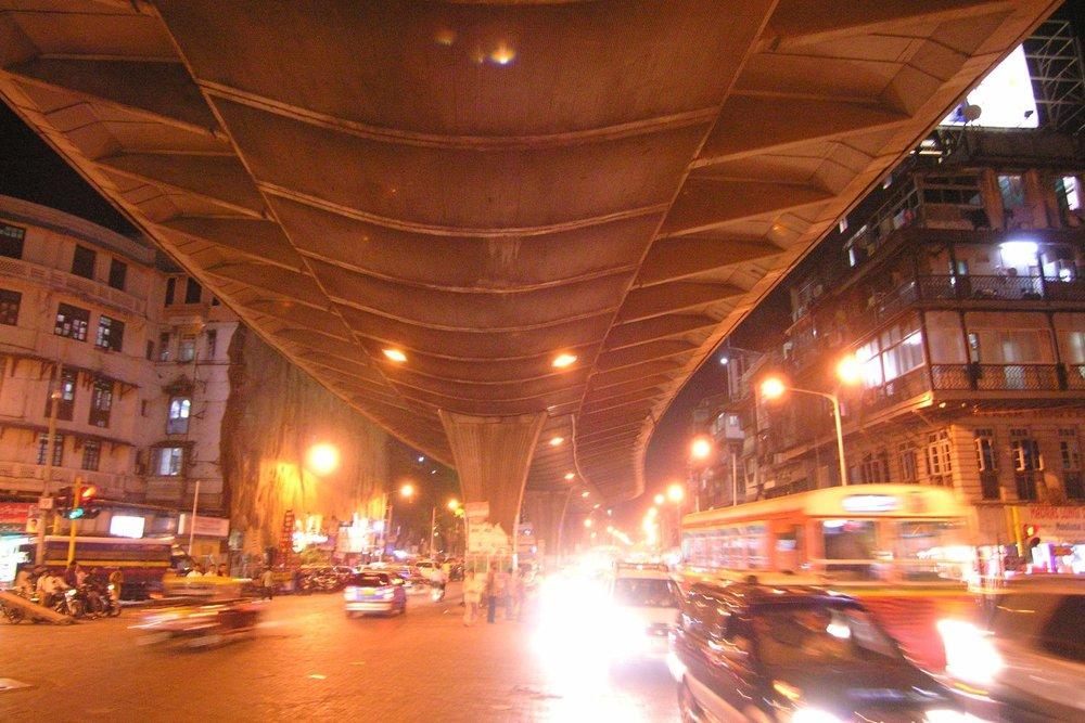 Mumbai - Bombay | Traffic on Mohamed Ali road | ©sandrine cohen