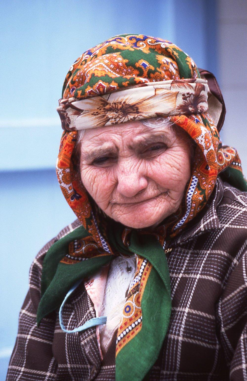 Tunisia | Hammamet medina | Portrait of a Tunisian woman | photo sandrine cohen