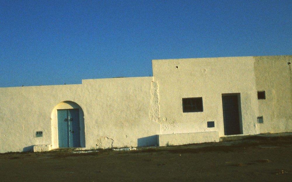 Tunisia | Nabeul | House on the beach | photo sandrine cohen