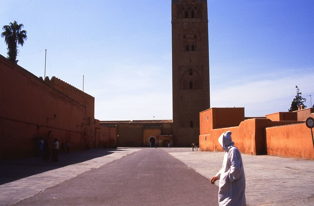 Morocco | Marrakech | Place with muslim | photo sandrine cohen