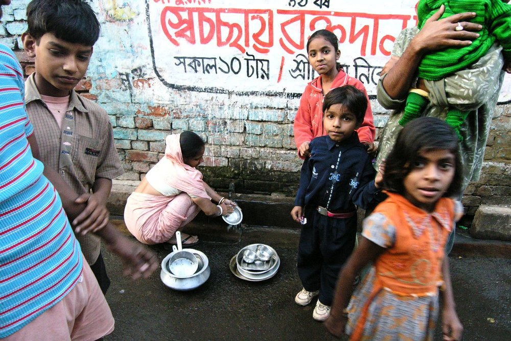 Kolkata - Calcutta | street childrens | Sonagochi | Kolkata Red light district | ©sandrine cohen