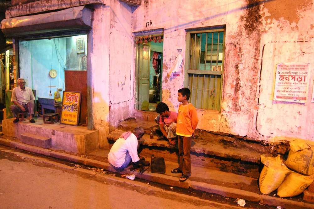 Kolkata - Calcutta | Sonagochi | Kolkata Red light district | ©sandrine cohen