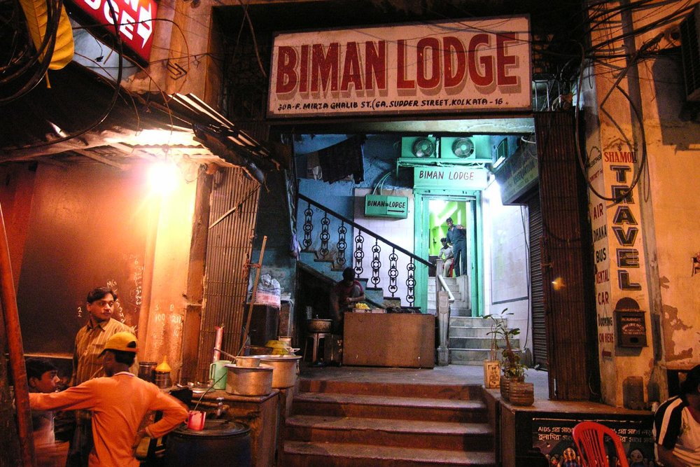 Kolkata - Calcutta | Birman Lodge restaurant | Indian restaurant | ©sandrine cohen