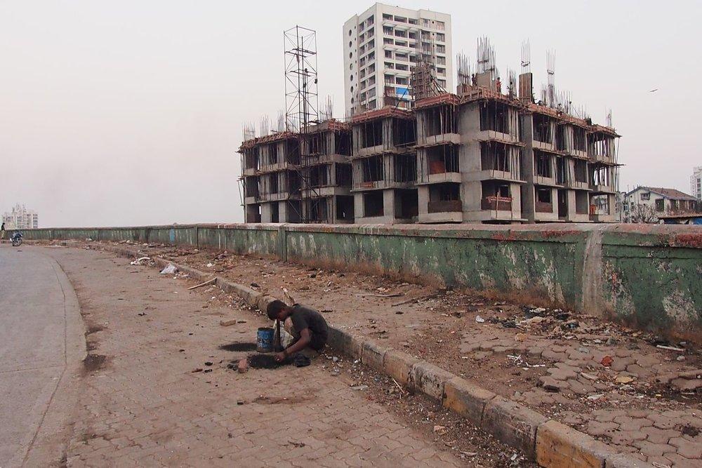 Dharavi | Mumbai - Bombay | India | Dharavi, the biggest slum in Asia | Over one million people live in Dharavi |©sandrine cohen