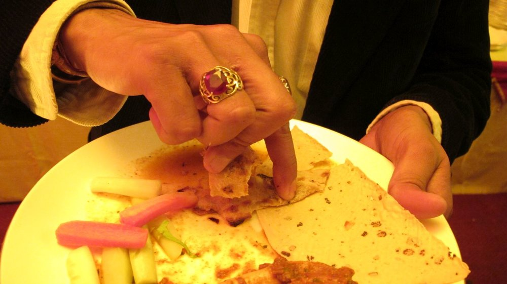 City palace of Jaipur   Royal family   Private party   Man with Ruby ring   ©sandrine cohen