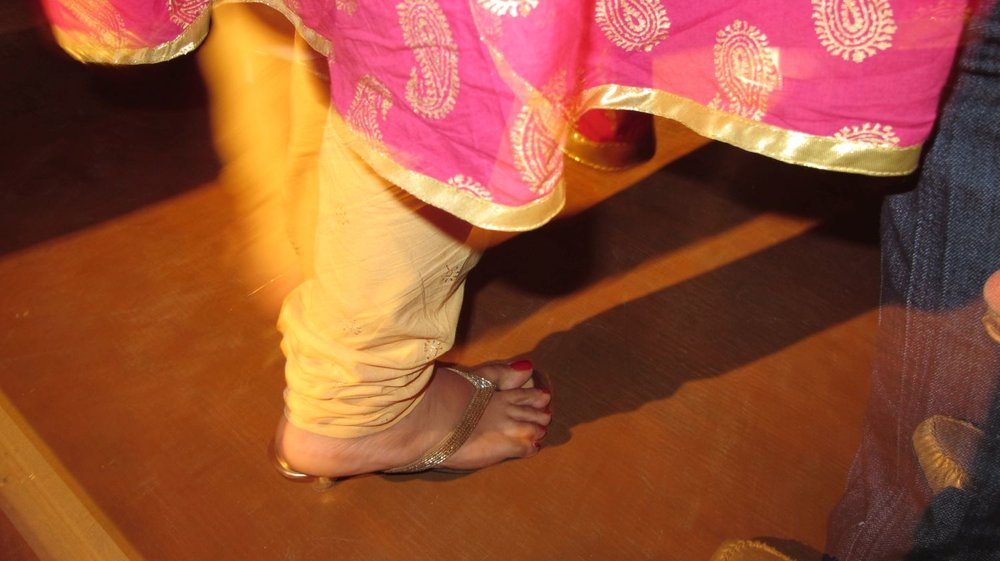 City palace of Jaipur   Royal family   Private party   Princess feet   ©sandrine cohen
