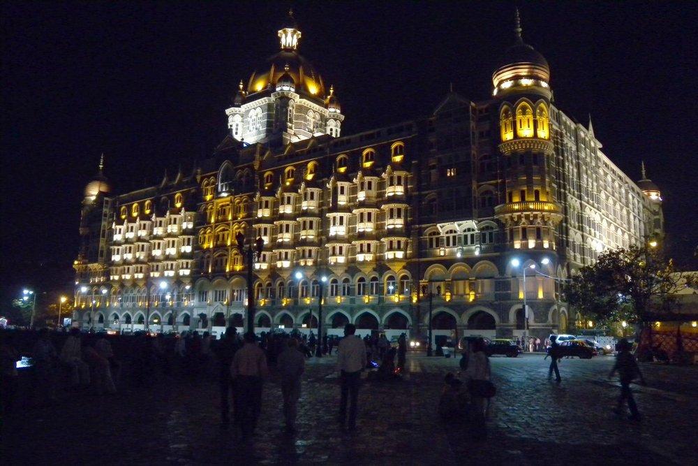 Taj Mahal Hotel Mumbai | Taj group | ©sandrine cohen