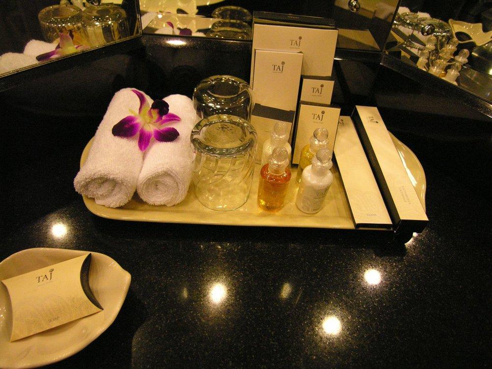Taj Mahal Hotel Mumbai | Taj group | Bathroom | ©sandrine cohen