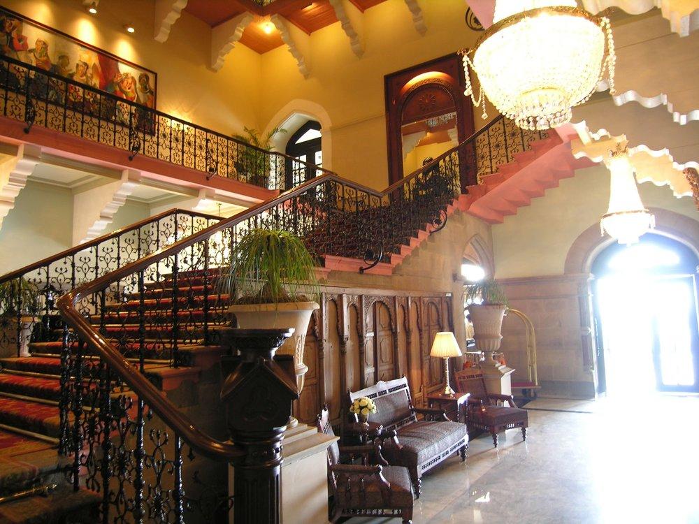 Taj Mahal Hotel Mumbai | Entrance old Taj hotel | Taj group | ©sandrine cohen