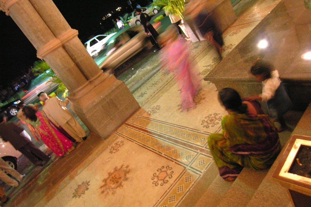 Taj Mahal Hotel Mumbai | Taj group | Homeless | ©sandrine cohen