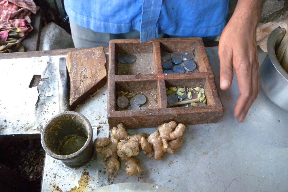 Dharavi | Mumbai - Bombay | India | Dharavi, the biggest slum of Asia | Chai | Cafe in Dharavi  |©sandrine cohen
