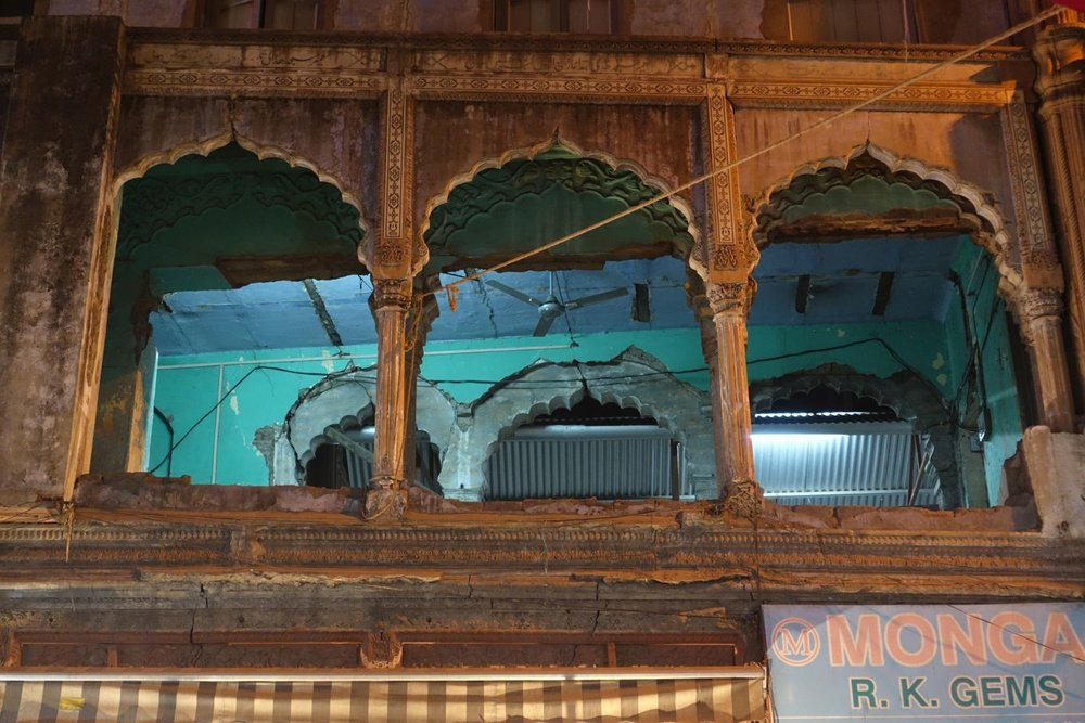 Delhi | Old wooden house | ©sandrine cohen