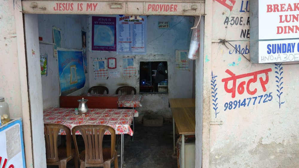 Delhi | Indian restaurant | ©sandrine cohen