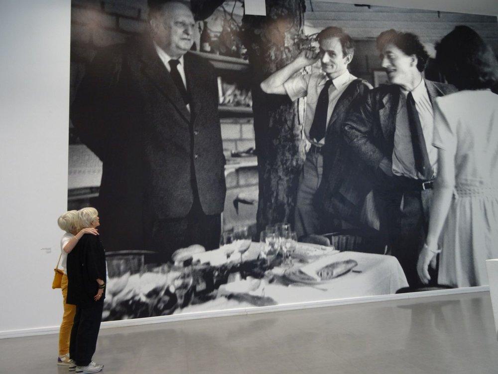 Musée d'Art Moderne Paris | Derain Balthus Giacometti | photo sandrine cohen