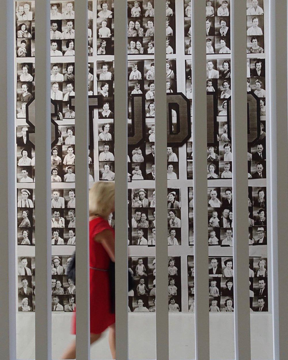 Centre Pompidou | Photos exhibition | Studio | streetphotography | ©sandrine cohen