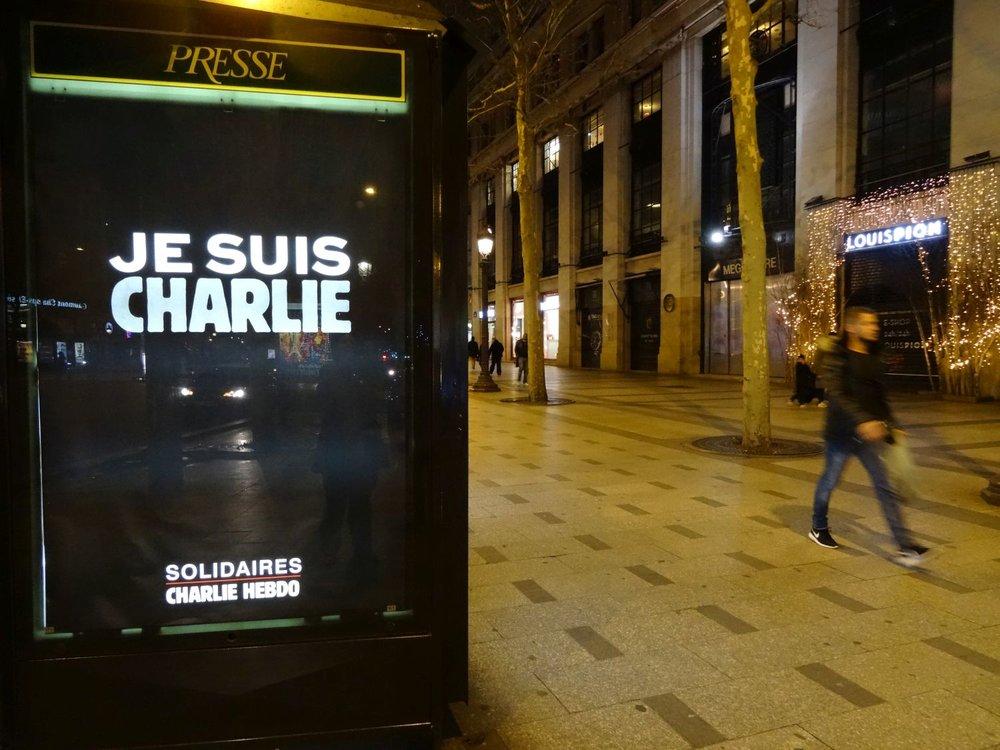 PARIS - ATTACK 2015