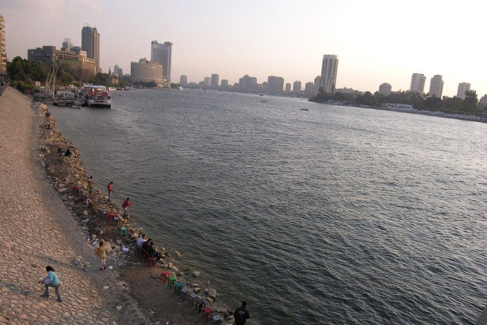 Cairo   The Nile   Egypt  Scene of daily life  Streetphotography  ©sandrine cohen