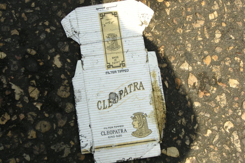 Cairo  Egypt  Cleopatra Cigarettes  streetphotography  ©sandrine cohen