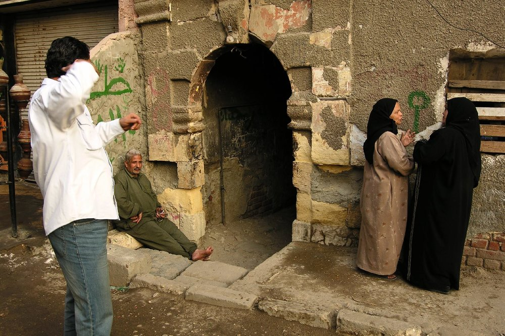 Cairo   Copte aera   Egypt   ©sandrine cohen