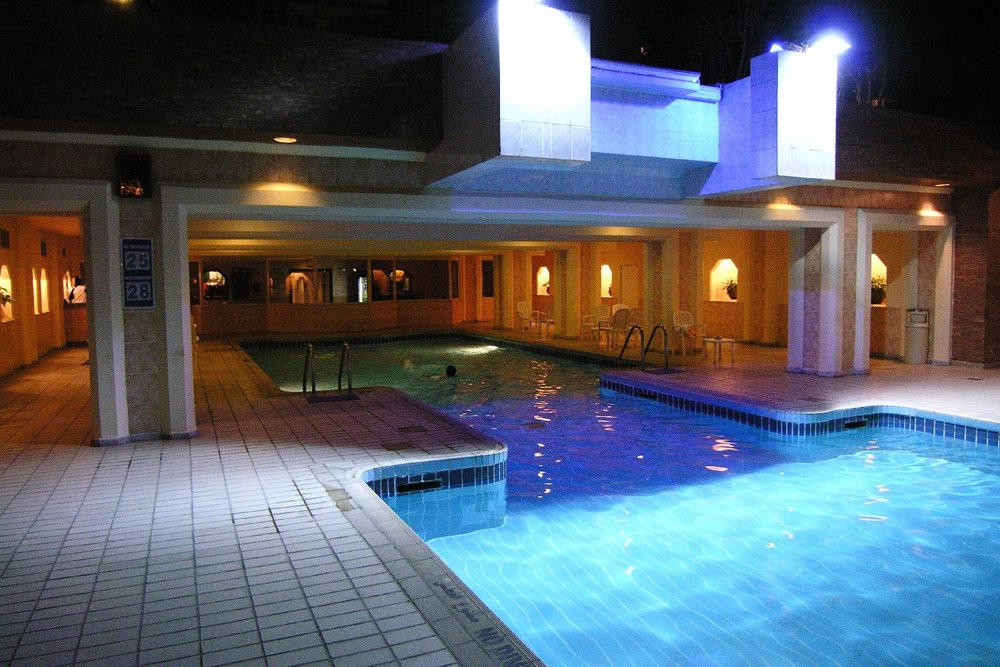 Cairo  Egypt  Marriott Hotel  Swimming pool  ©sandrine cohen